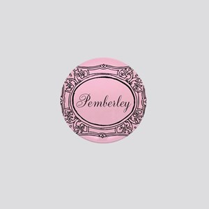 Pemberley Mini Button