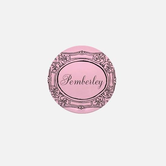 Pemberley Mini Button