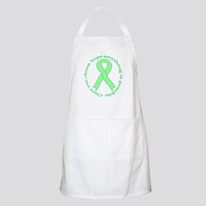 Lt. Green Hope BBQ Apron