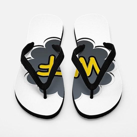 WTF Flip Flops