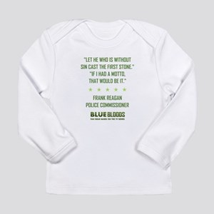 LET HE WHO IS... Long Sleeve Infant T-Shirt