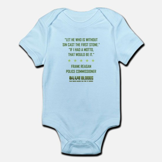 LET HE WHO IS... Infant Bodysuit