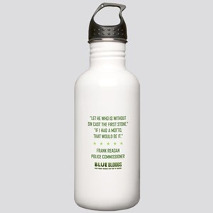LET HE WHO IS... Stainless Water Bottle 1.0L