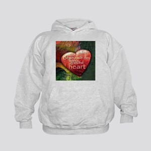 Begin Each Day Hoodie