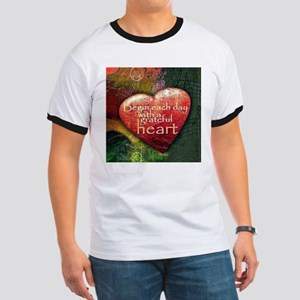 Begin Each Day T-Shirt
