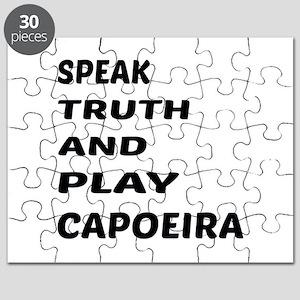 Speak Truth And Play Capoeira Puzzle