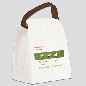 ducks_guess Canvas Lunch Bag