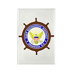NRD Columbia Rectangle Magnet (10 pack)