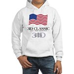 3ID CLASSIC - Hooded Sweatshirt