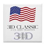 3ID CLASSIC - Tile Coaster