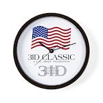 3ID CLASSIC - Wall Clock