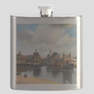 Vermeer Delft Flask