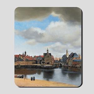 Vermeer Delft Mousepad