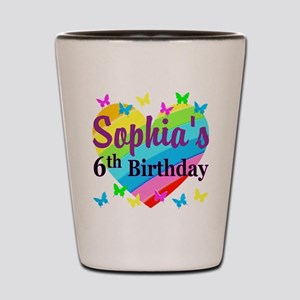 PERSONALIZED 6TH Shot Glass