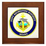 NRD Miami Framed Tile