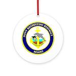 NRD Miami Ornament (Round)