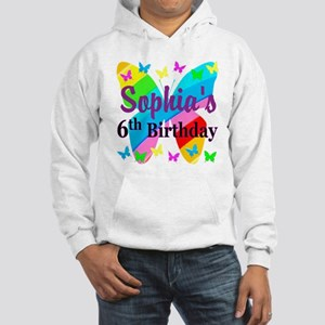 PERSONALIZED 6TH Hooded Sweatshirt