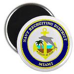 """NRD Miami 2.25"""" Magnet (10 pack)"""