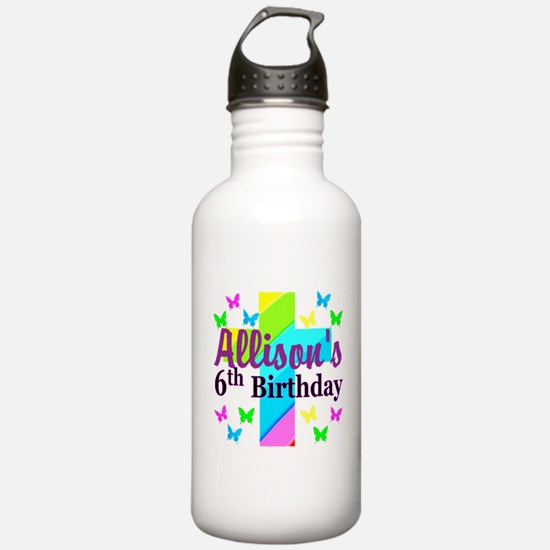 PERSONALIZED 6TH Water Bottle