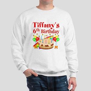 PERSONALIZED 6TH Sweatshirt
