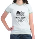3ID CLASSIC -  Jr. Ringer T-shirt