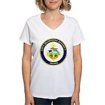 NRD Miami Women's V-Neck T-Shirt