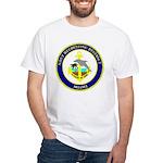 NRD Miami White T-Shirt