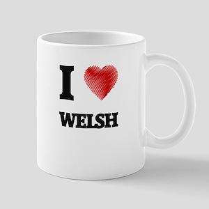 I love Welsh Mugs