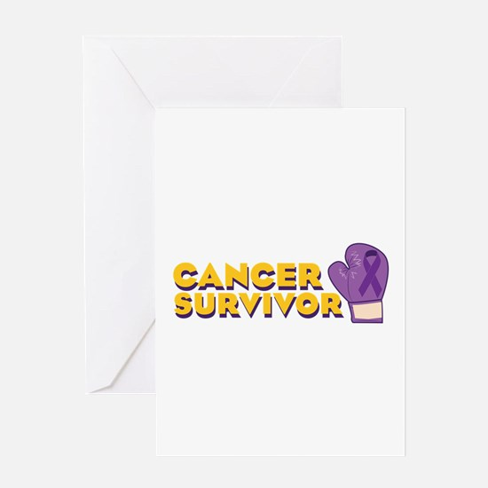 Cancer Survivor Greeting Cards