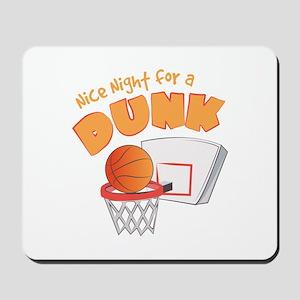 Nice Dunk Mousepad