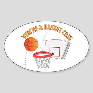 Basket CAse Sticker