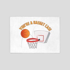 Basket CAse 5'x7'Area Rug