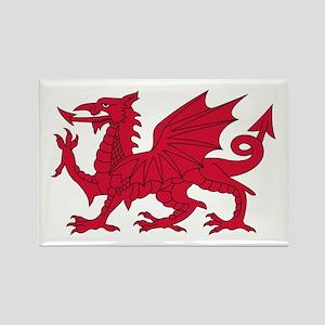 Welsh Dragon Magnets