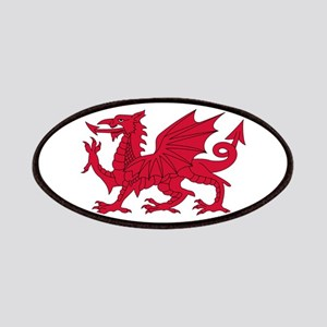 Welsh Dragon Patch