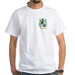 Sprung White T-Shirt