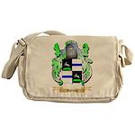 Sprung Messenger Bag