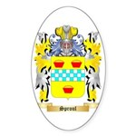 Sproul Sticker (Oval 50 pk)