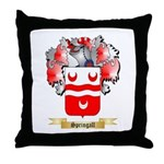 Springall Throw Pillow