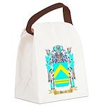 Spray Canvas Lunch Bag