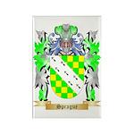 Sprague Rectangle Magnet (100 pack)
