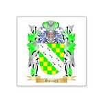 Spragg Square Sticker 3