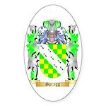 Spragg Sticker (Oval 10 pk)