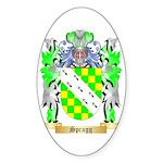 Spragg Sticker (Oval 50 pk)