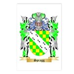 Spragg Postcards (Package of 8)