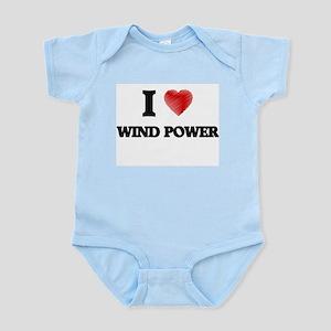 I love Wind Power Body Suit