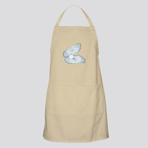 Oyster Pearl Apron