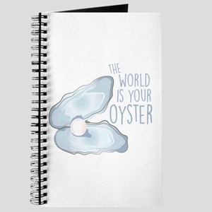 World Is Oyster Journal