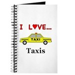 I Love Taxis Journal