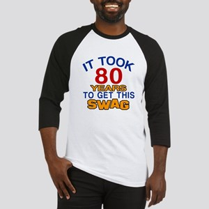 It Took 80 Years To Get This Swag Baseball Jersey