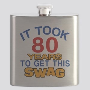 It Took 80 Years To Get This Swag Flask